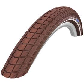 "SCHWALBE Big Ben Fietsband 28"" draadband Reflex bruin"